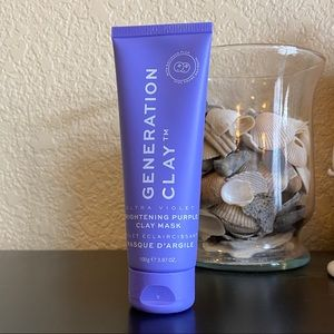 Generation Clay Full size Brightening Clay Mask